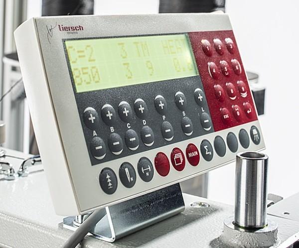 Liersch Control Panel